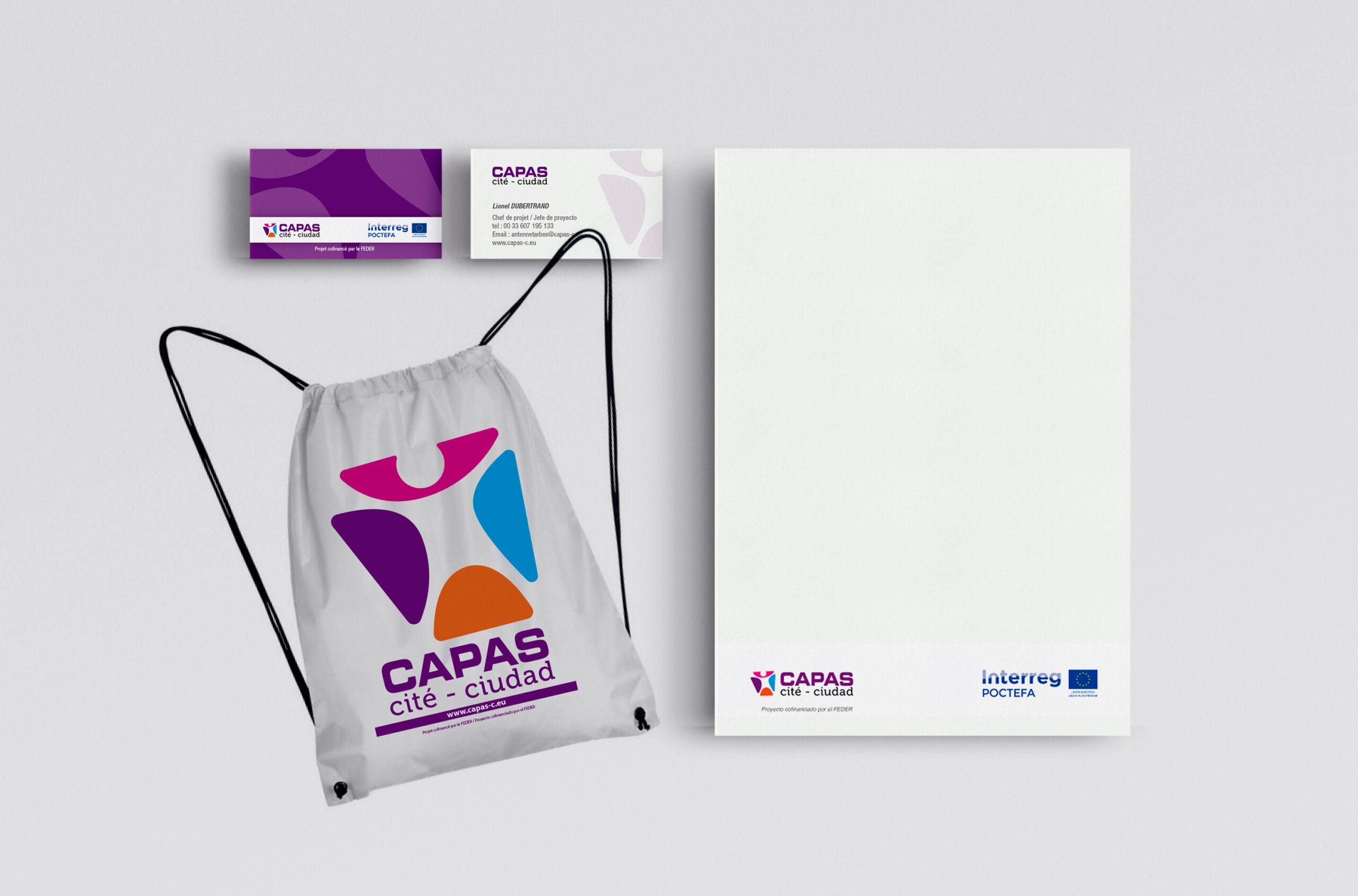 aplicaciones proyecto CAPAS-Ciudad