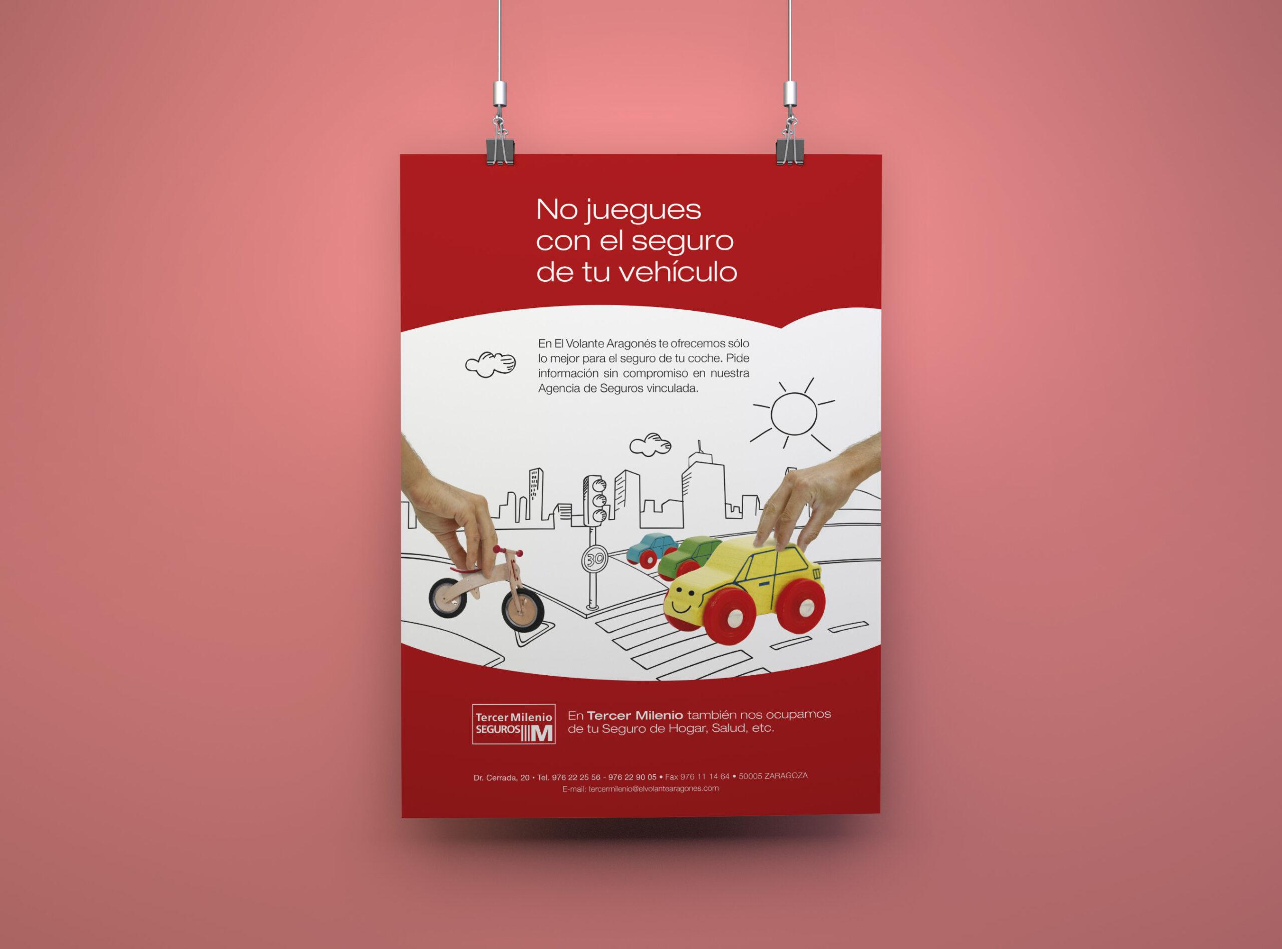 cartel publicidad mutua aragonesa