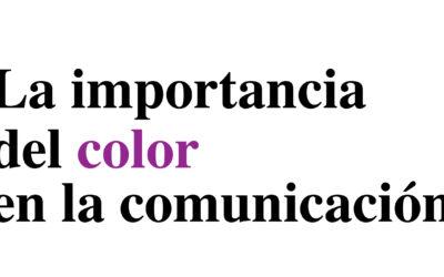 La importancia del color en la comunicación